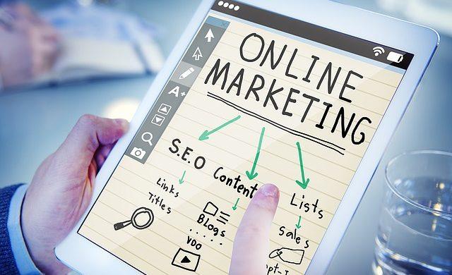 שיווק ופרסום עסקים באינטרנט