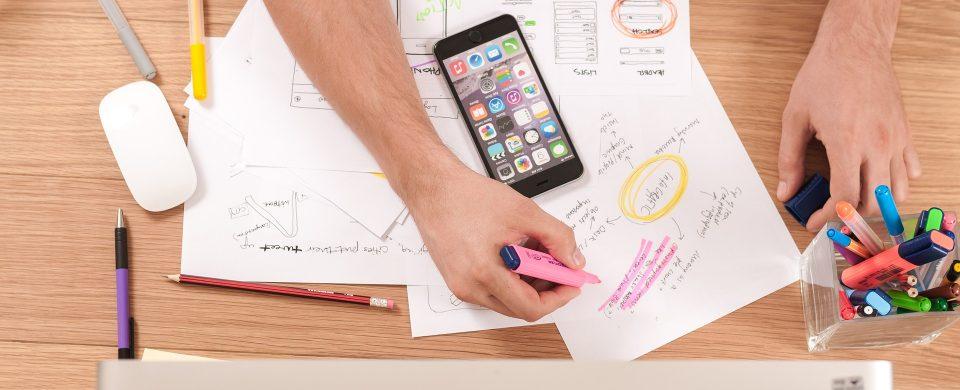 עיצוב ובנית אתרים לחברות