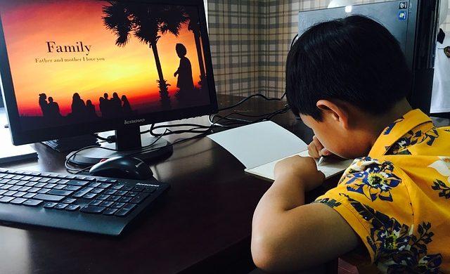 לימוד מחשבים לילדים